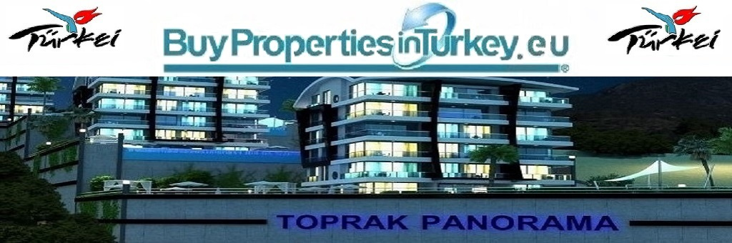 Buy Properties in Turkey